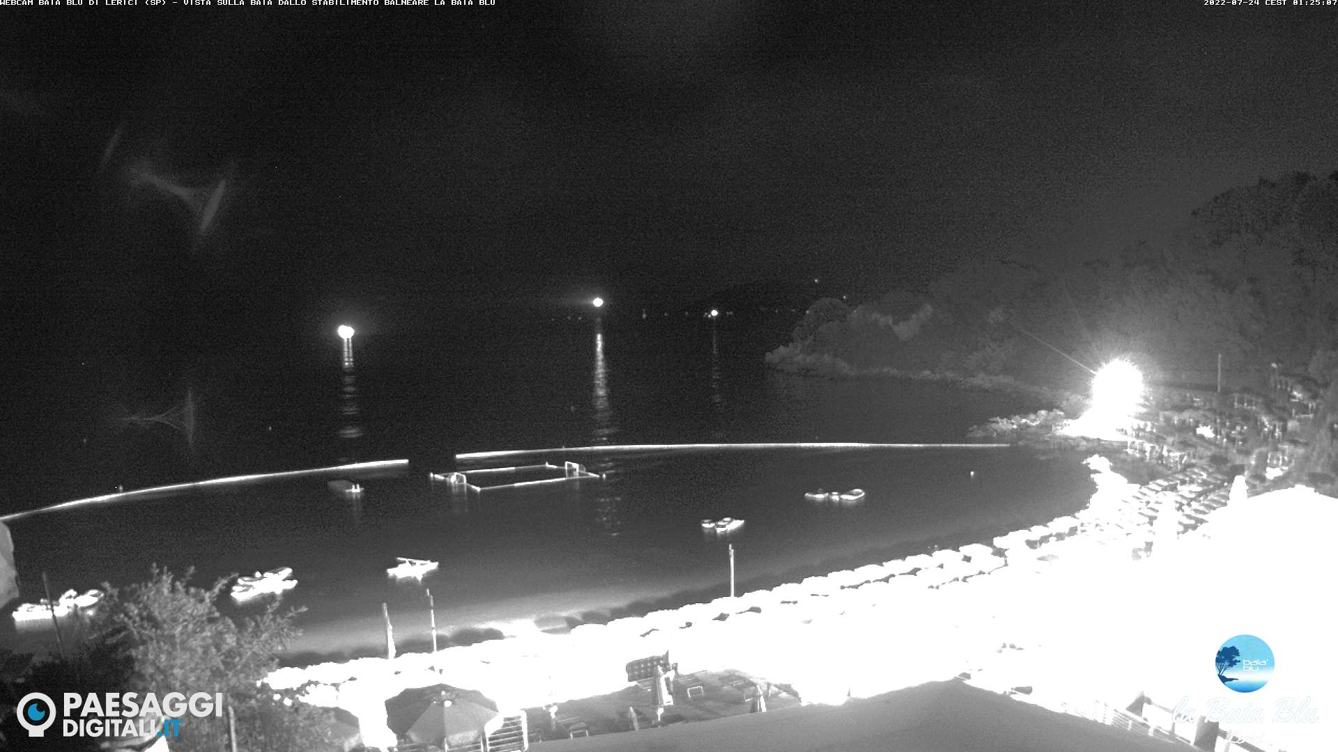 Webcam di Lerici