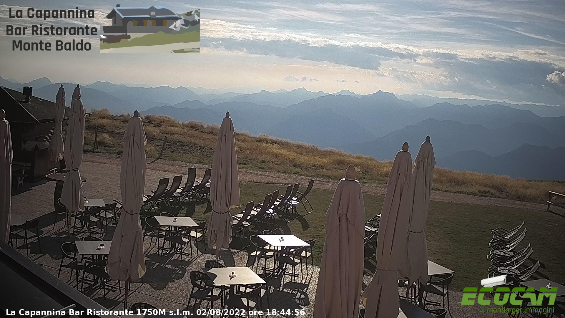 Webcam <br><span>WEBCAM MONTE BALDO</span>