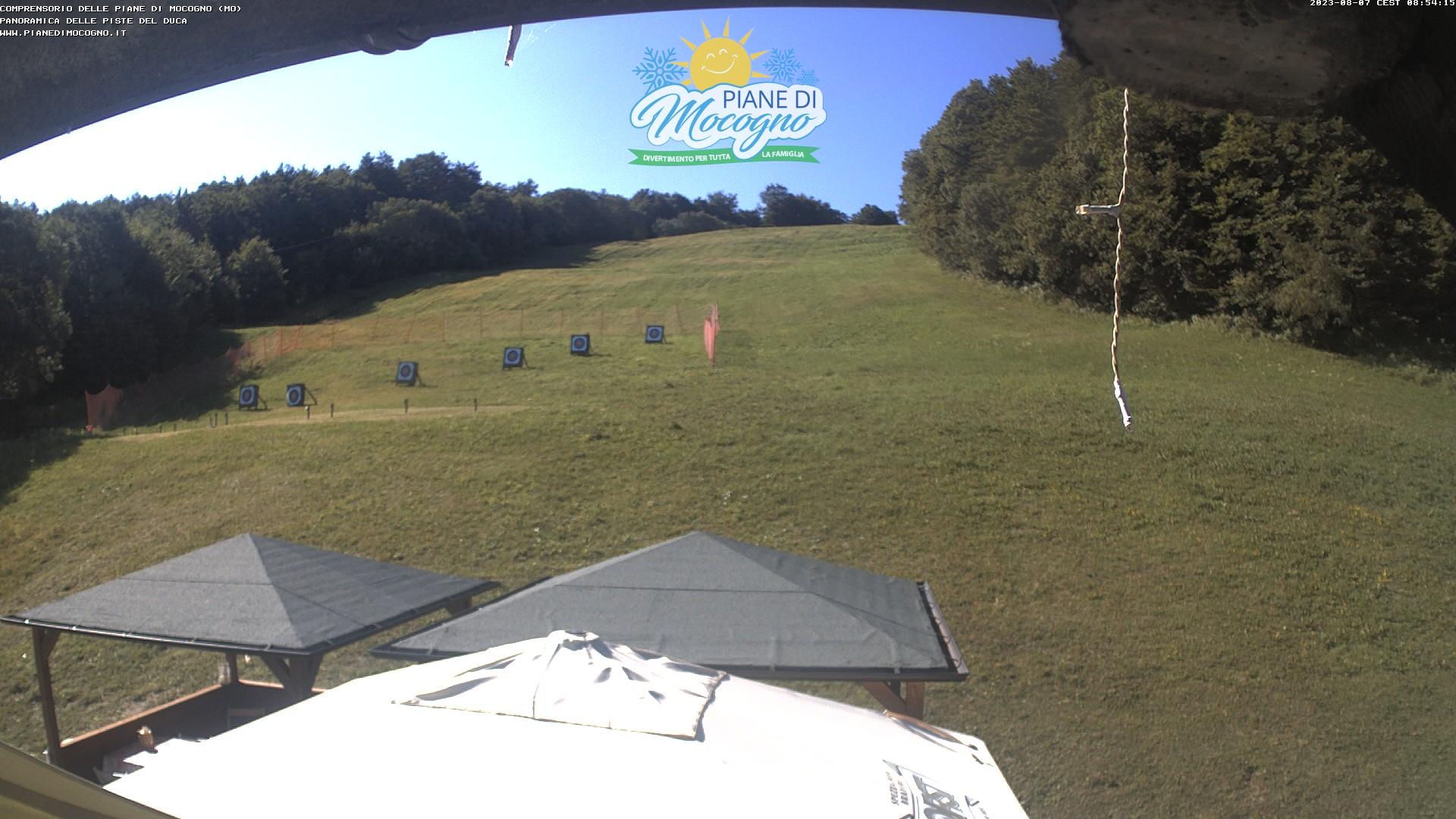 Webcam Piane di Mocogno