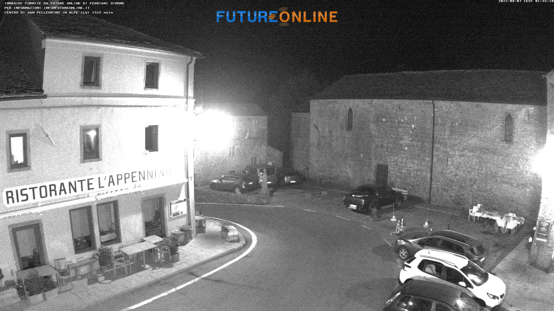 Webcam San Pellegrino in Alpe